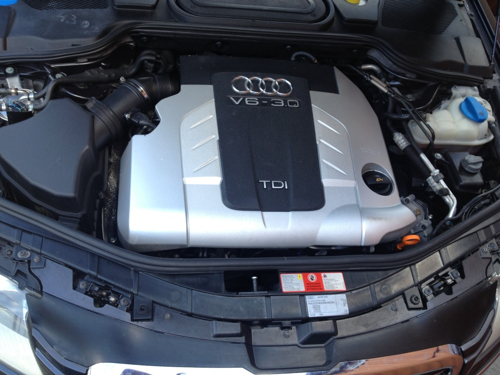 Clapeta acceleratie Audi A8 2006 Berlina 3.0 diesel
