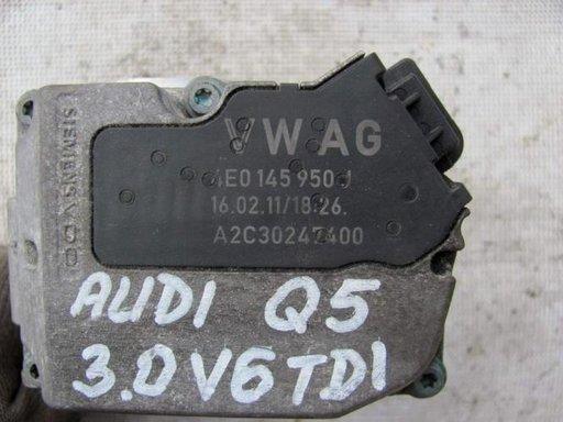 CLAPETA ACCELERATIE AUDI Q5 3.0TDI 2005 OE:4E0145950J