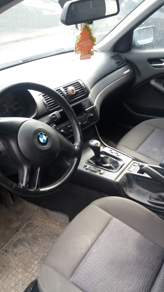 Clapeta acceleratie BMW Seria 3 Touring E46 2002 COMBI 2