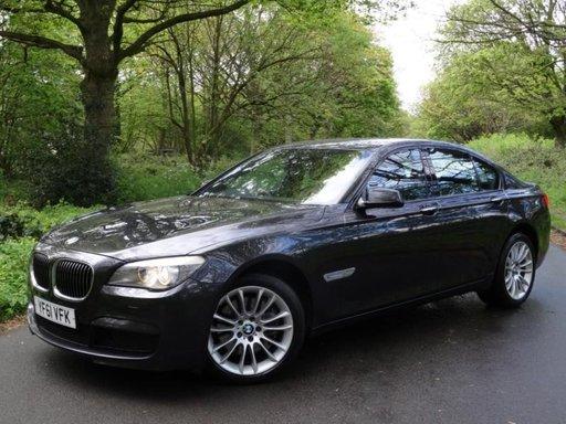 Clapeta acceleratie BMW Seria 7 F01, F02 2012 LIMUZINA 3.0