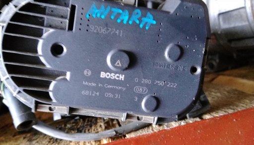 Clapeta acceleratie chevrolet captiva 2,4 benzin BOSCH 0 280 750 222, 0280750222, 92067741