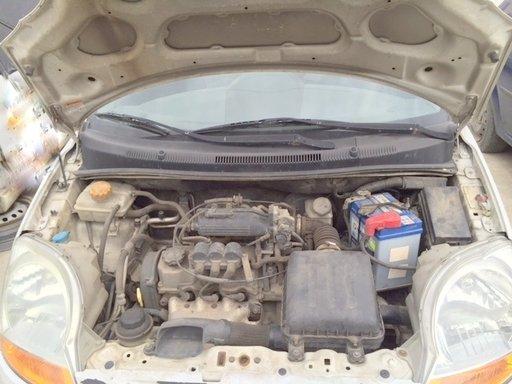 Clapeta acceleratie Chevrolet Spark din 2008 tip motor A08S3 Euro 4