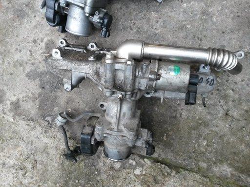 Clapeta acceleratie cu motoras acceleratie si senzori admisie toyota rav 4 2.2 D4D diesel 2007
