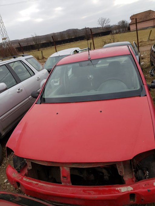 Clapeta acceleratie Dacia Logan 2004 LIMUZINA 1.4