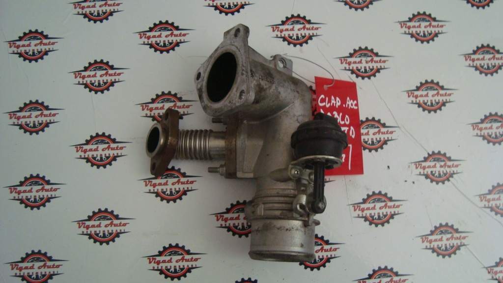 Clapeta acceleratie Fiat Doblo 1.9 JTD din 2006 cod 73503061