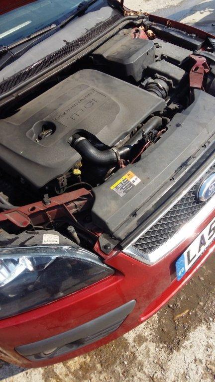 Clapeta acceleratie Ford Focus 2 motor 1.6 tdci 10