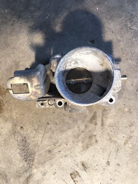 Clapeta acceleratie Ford KA , an 2003 , cc 1.3 benzina , 51 kw