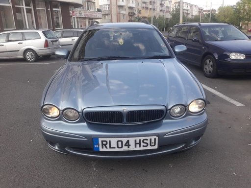Clapeta acceleratie Jaguar X-Type 2004 BREAK 2.0 D