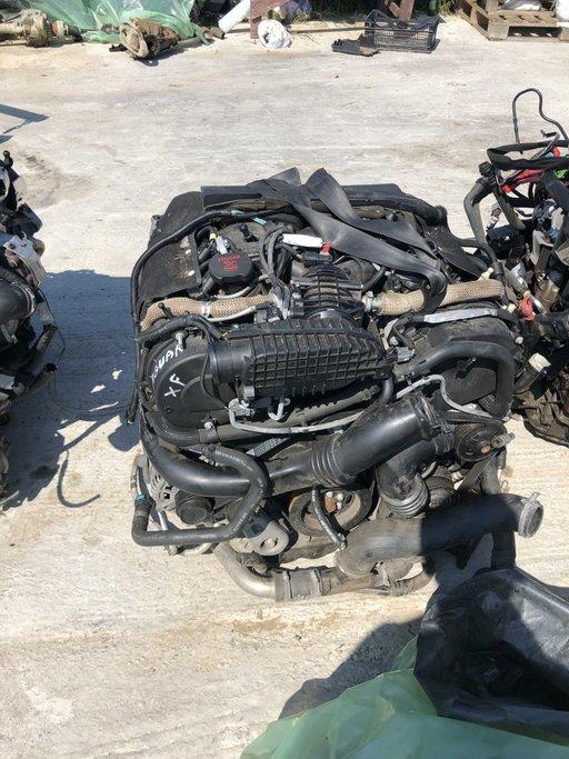 Clapeta acceleratie Jaguar XF 2.7TDI 2010