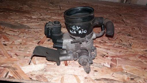 Clapeta acceleratie Kia Rio, 1.3 benzina, an 2004