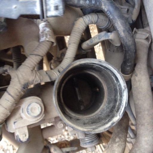 Clapeta acceleratie kia rio motor 1.5 benzina an 2002