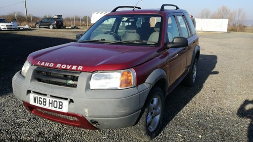 Clapeta acceleratie Land Rover Freelander 2001 S-Wagon 1.8