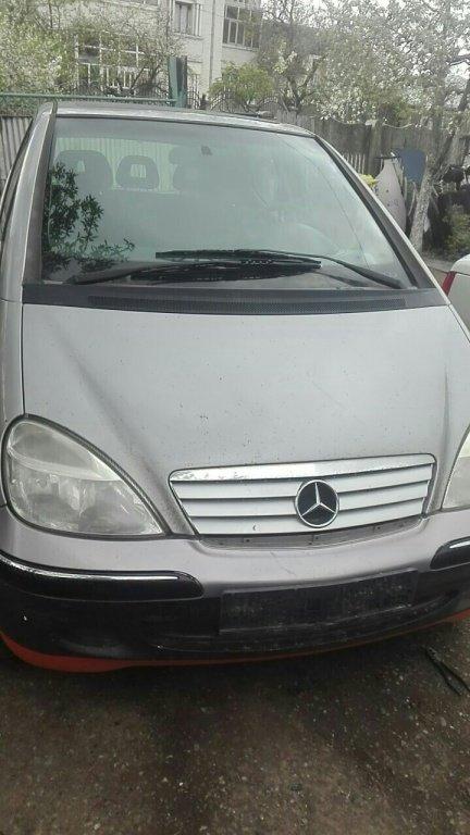 Clapeta. Acceleratie. (Mercedes Benz A140 benzina 1.4 -an 1998-2002