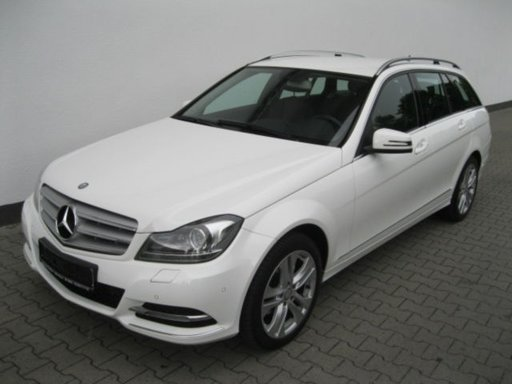 Clapeta acceleratie Mercedes C-CLASS W204 2012 Hat