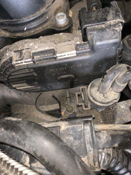 Clapeta acceleratie Mercedes C180 W203 1.8 benzina aspirat - cod: 0280750067, A1111410225