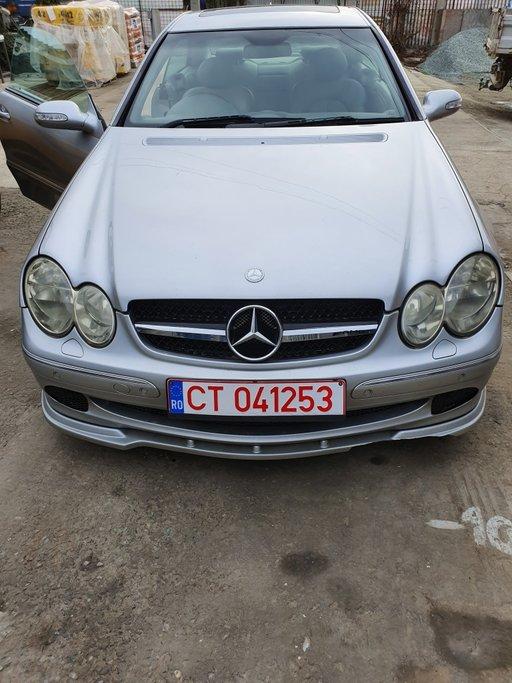 Clapeta acceleratie Mercedes CLK C209 2004 Coupe 2.7