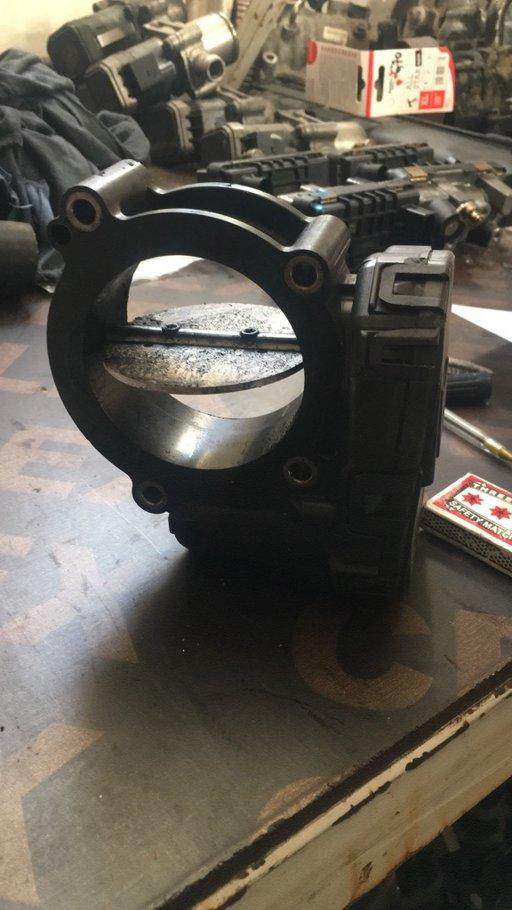Clapeta acceleratie mercedes euro 5 motor 2.2cdi
