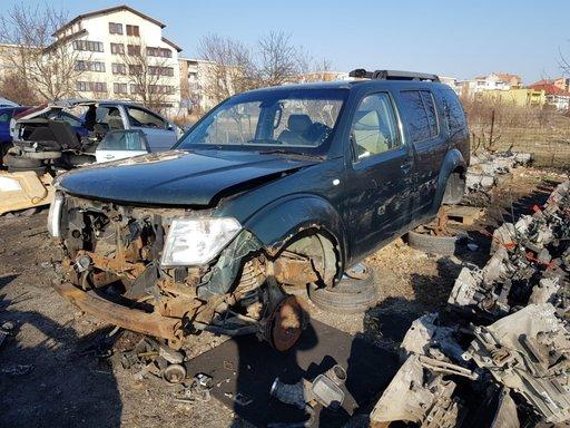 Clapeta acceleratie Nissan Pathfinder 2007 suv 2.5 DCI