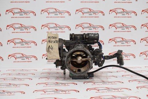 Clapeta acceleratie Nissan Primera 2.0 benzina 1991
