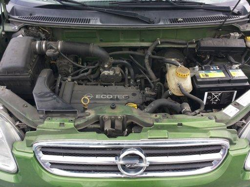 Clapeta acceleratie Opel Agila A