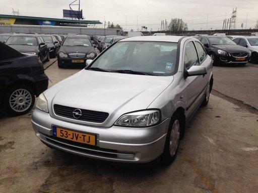 Clapeta acceleratie Opel Astra G 2001 cupe 1,6 benzina
