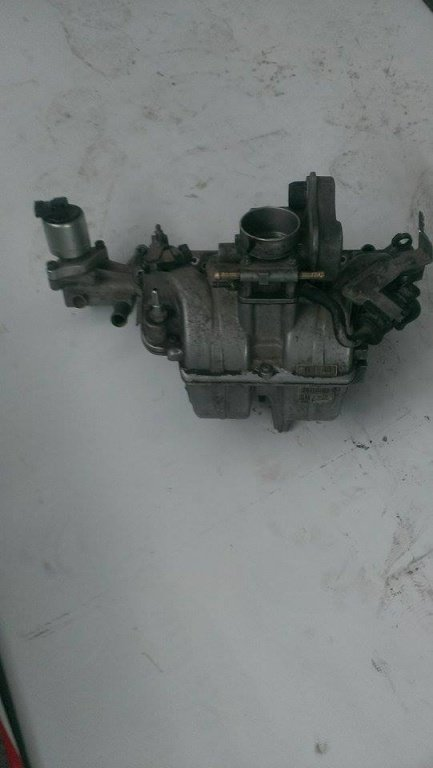 Clapeta acceleratie opel vectra b 1.6 benzina 16v 2002
