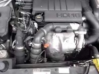 Clapeta acceleratie peugeot 306 , 407 , 307 , 206 motor 1.6 hdi