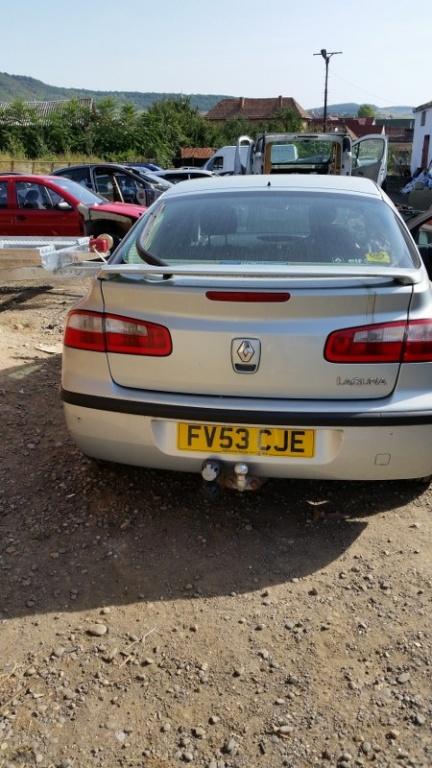 Clapeta Acceleratie Renault Laguna 2 1.9 Diesel 2002