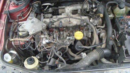 Clapeta acceleratie Renault Laguna 2 din 2004 motor 1.9dci F9Q