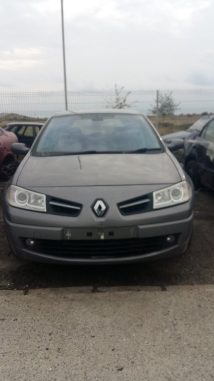 Clapeta acceleratie Renault Megane 2 Facelift din 2008 motor 1.5 dci Euro 4 K9K-724 86CP
