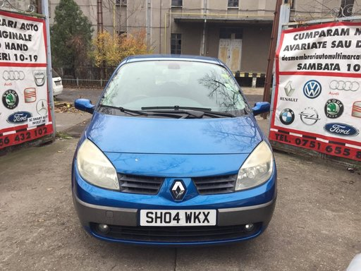 Clapeta acceleratie Renault Scenic 2004 JM0C0H 1.6