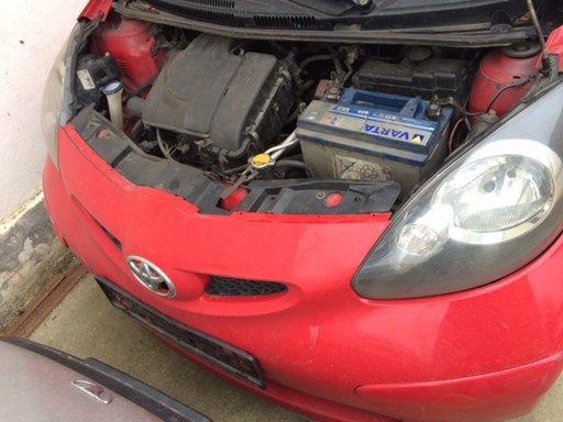 Clapeta acceleratie Toyota AYGO benzina an 2008 tip motor 1KR-FE