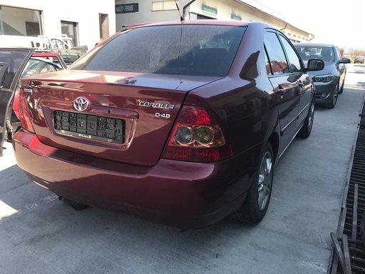 Clapeta acceleratie Toyota Corolla 2003 SEDAN 2.0