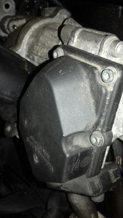 Clapeta acceleratie VW 2.0 TDI cod motor BMP