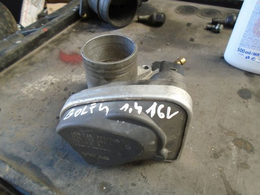 CLAPETA ACCELERATIE VW GOLF 4 1,4 16V