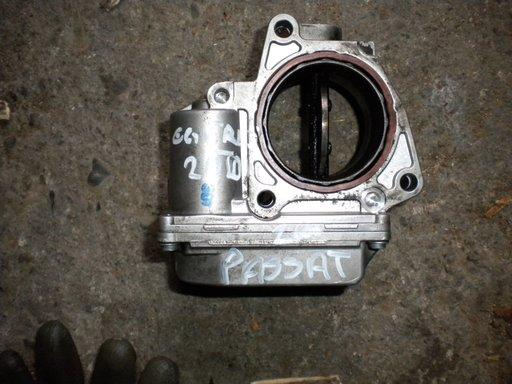 Clapeta acceleratie vw passat b6 an 2008 motor 2000