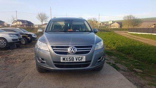 Clapeta acceleratie VW Tiguan 2009 suv 1.986