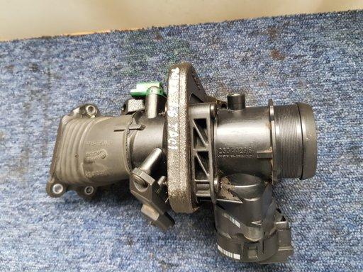 Clapeta admisie cu senzor Ford 2 FOCUS C-Max 1.6 TDCI COD 25344296 / 9639027480