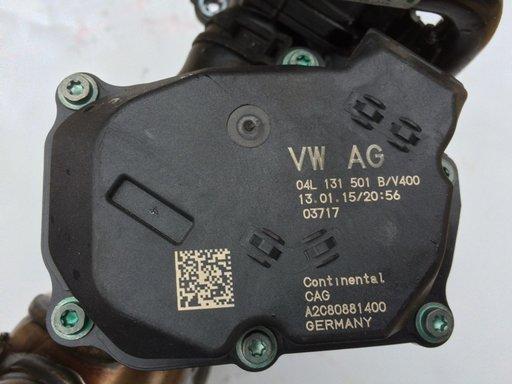 Clapeta Audi A4 8W B9 din 2016 / Q7 / A6 4G 04L131501B/V400 04L 131 501 B