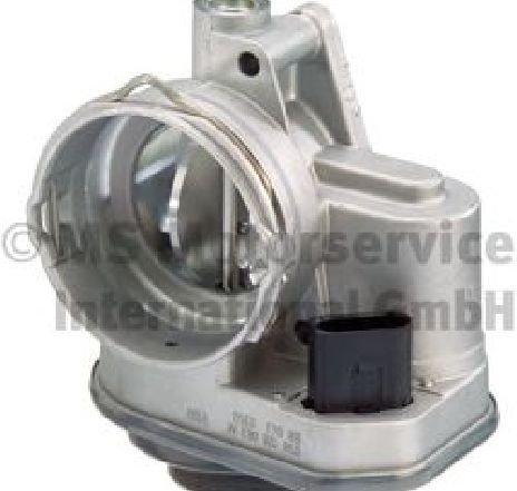 Clapeta control, admisie aer AUDI A3 ( 8L1 ) 09/1996 - 05/2003 - piesa NOUA - producator PIERBURG 7.14393.26.0 - 301557