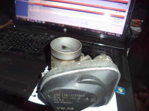 Clapeta de acceleratie Skoda Fabia, Vw Bora, Golf IV