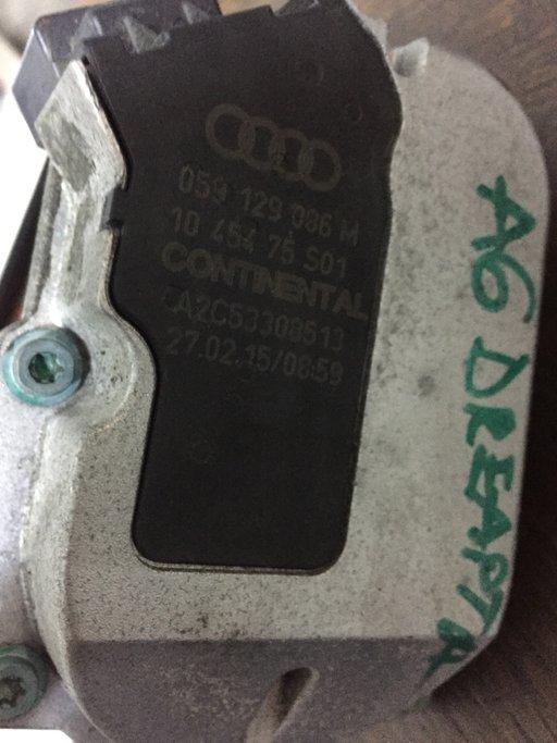 Clapeta galerie admisie VW Audi 2.7/3.0 TDI 059129086M