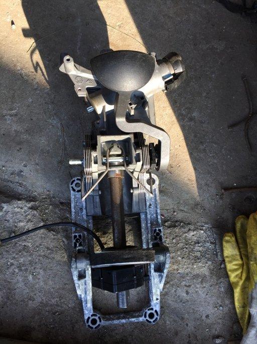 Coloana volan directie cu ax MINI COOPER S R53 R52 R51