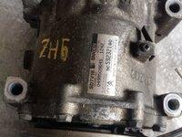Compresor ac 1.4 hdi 1.6 hdi citroen c4 berlingo xsara picasso c5 9659232180 9hz
