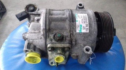 Compresor AC 1k0820859F WV/ AUDI / SEAT / SKODA