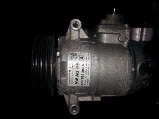 COMPRESOR AC AUDI TT (8J3) DELPHI 5N0820803A