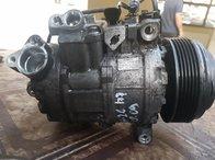 Compresor ac bmw e60 520d 2009