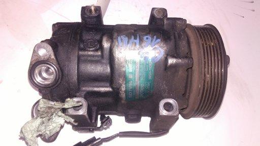 Compresor AC. Citroen C4 1.6 HDI cod. 3M5H-19D629-SA