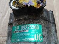 COMPRESOR AC/CLIMA OPEL VECTRA C, SIGNUM COD 24411249 IND. UD MOTORIZARE DIESEL