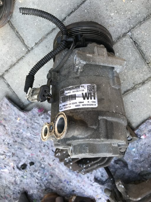Compresor ac Delphi Opel Astra 1.3 cdti cod 401351739